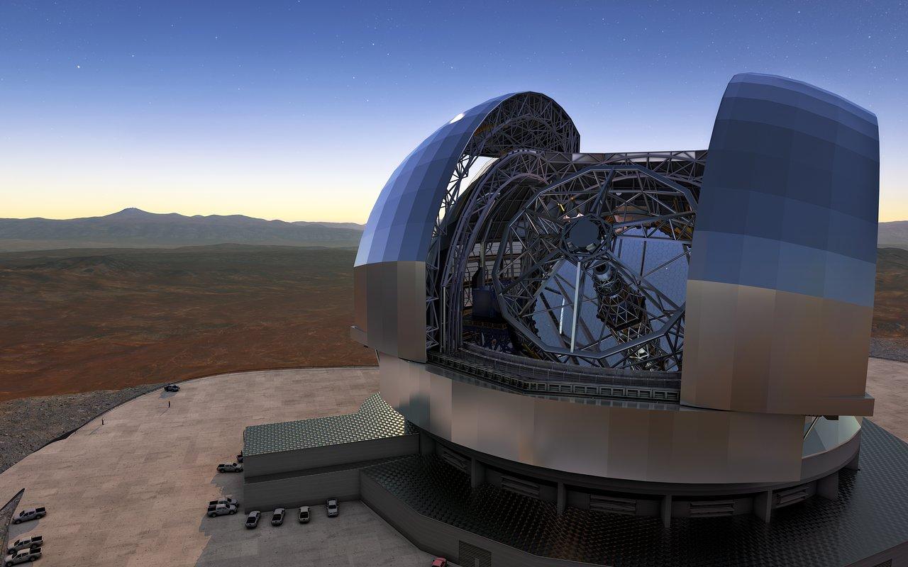Le plus grand télescope de l'humanité en partie réalisé à Poitiers!