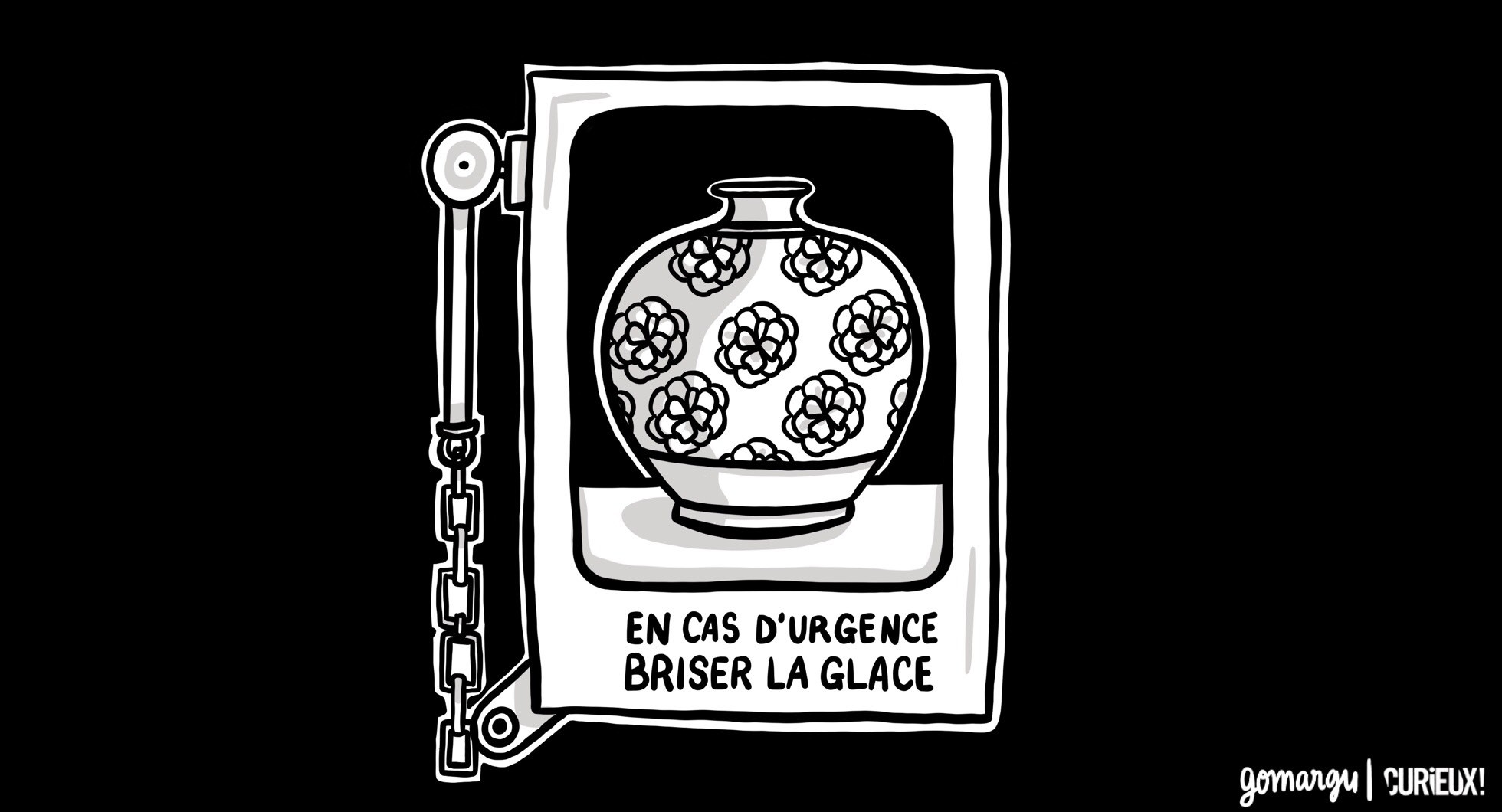 De la luxueuse porcelaine de Limoges dans les gilets pare-balles et les blindages !