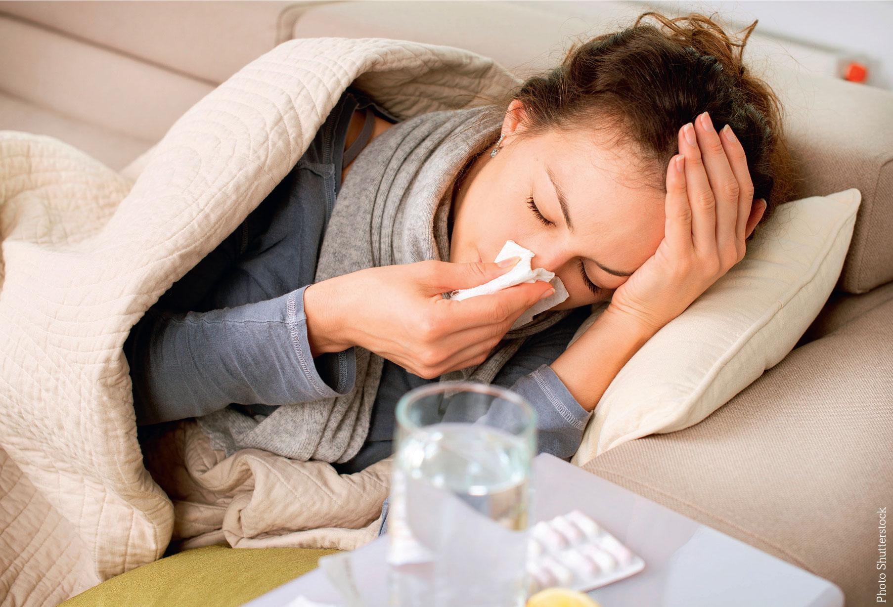 D'où vient le rhume ?
