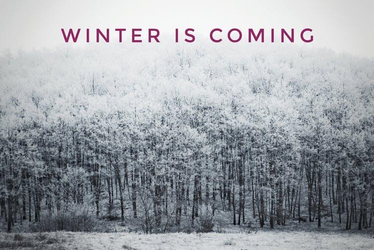 « Warming is coming » : « Game of Thrones » est aussi une fable sur la menace climatique