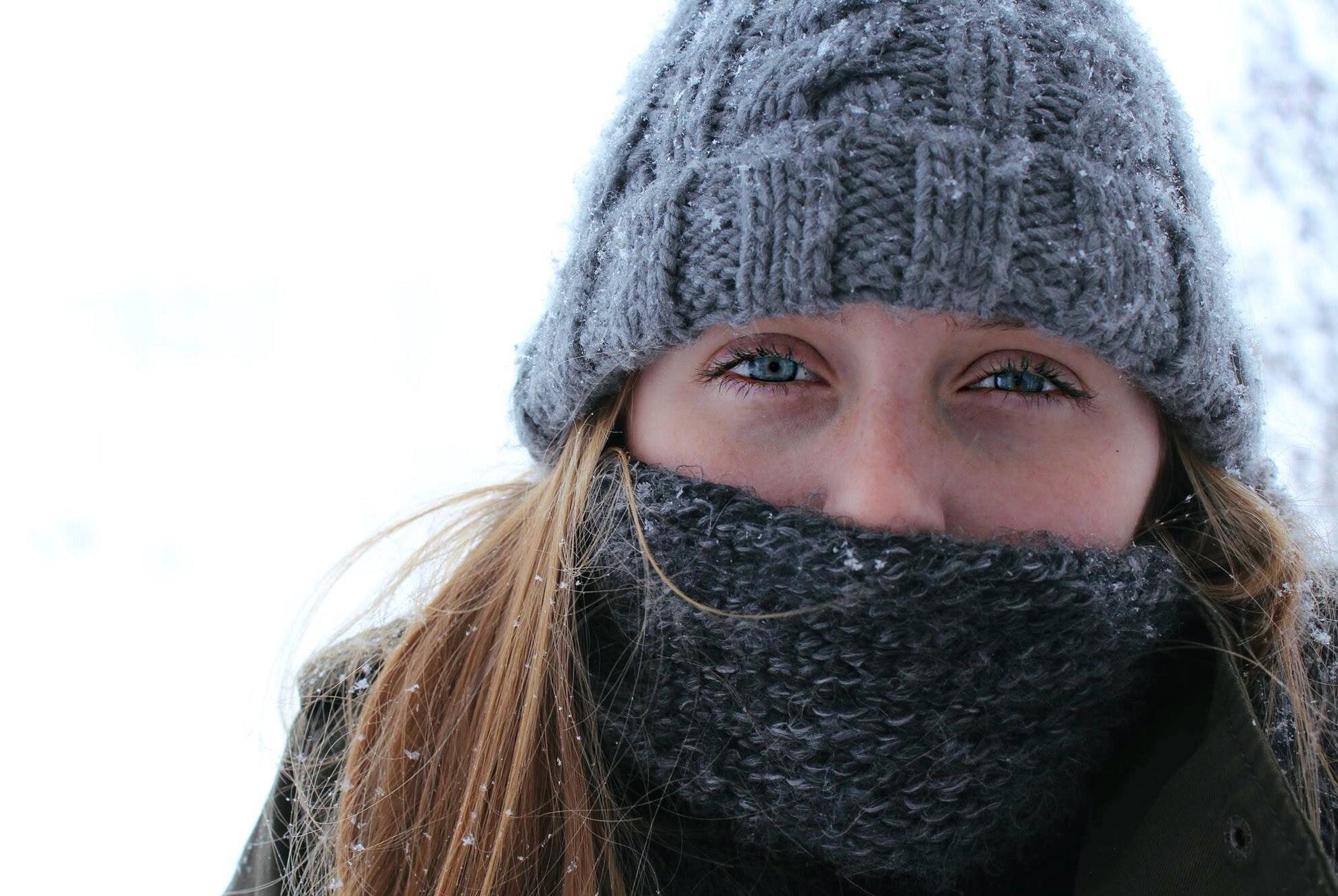 Pourquoi le nez coule t-il en hiver ?