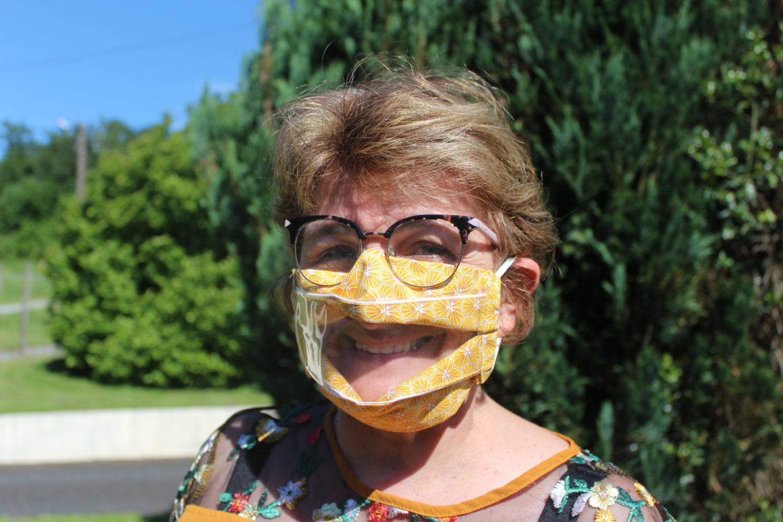 masque malentendants
