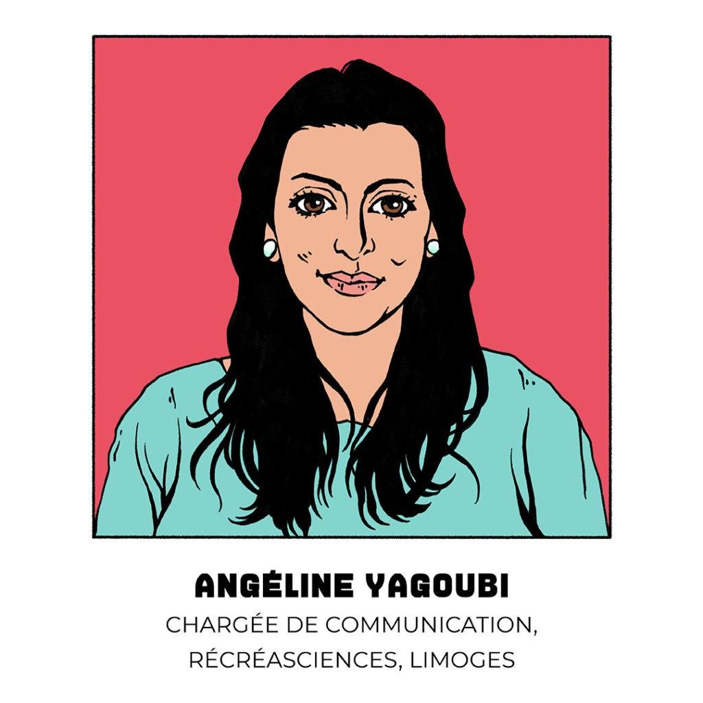 Angéline Yagoubi