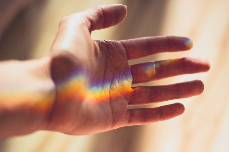 Lumière polychromatique