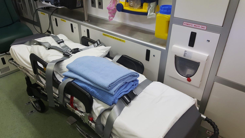 ambulance connectée