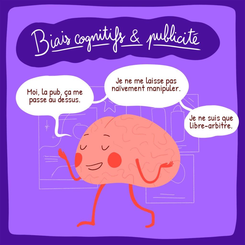 biais cognitifs publicité