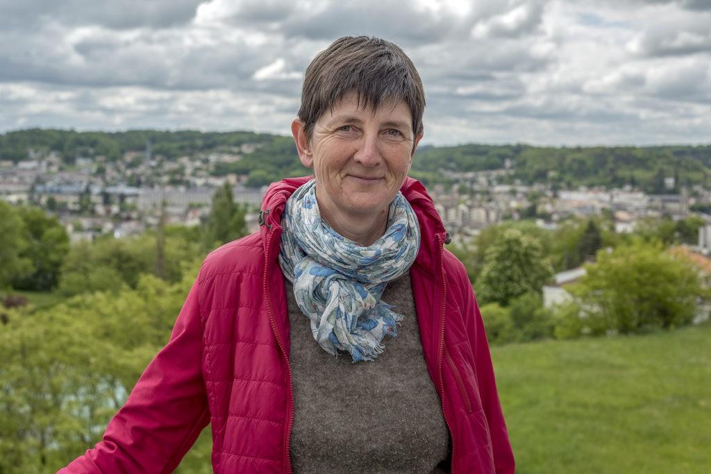 Cathy Prigent, cheffe du service des milieux naturels et de la biodiversité à la direction de l'environnement et du développement durable du Département de la Dordogne. ©https://jftremege.format.com/