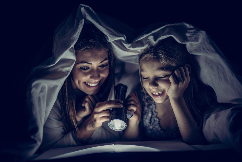 lire dans le noir