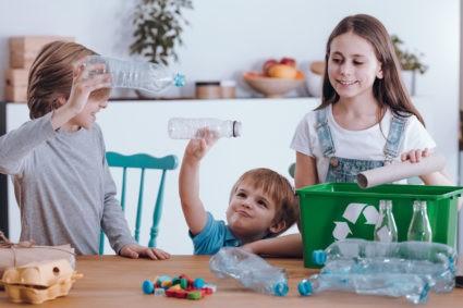 tri déchets enfants