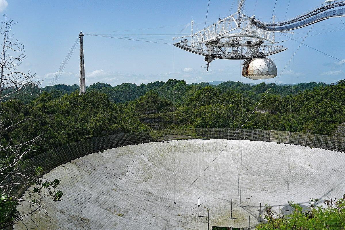 Des actus (positives) : reconstruction du télescope d'Arecibo, glyphosate et maïs OGM interdits au Mexique, océan sur les lunes d'Uranus - Curieux!