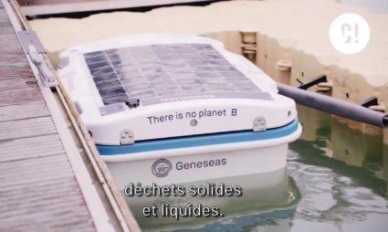 geneseas déchets océans