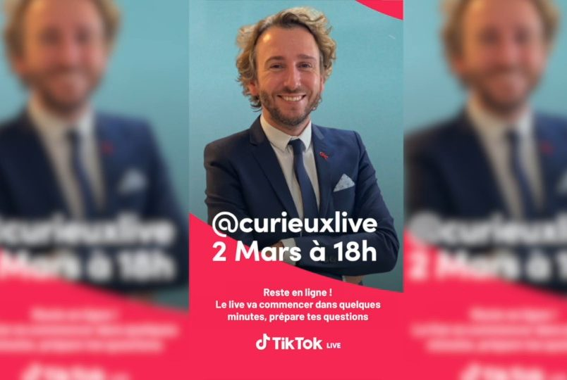live tiktok chu de bordeaux covid 19