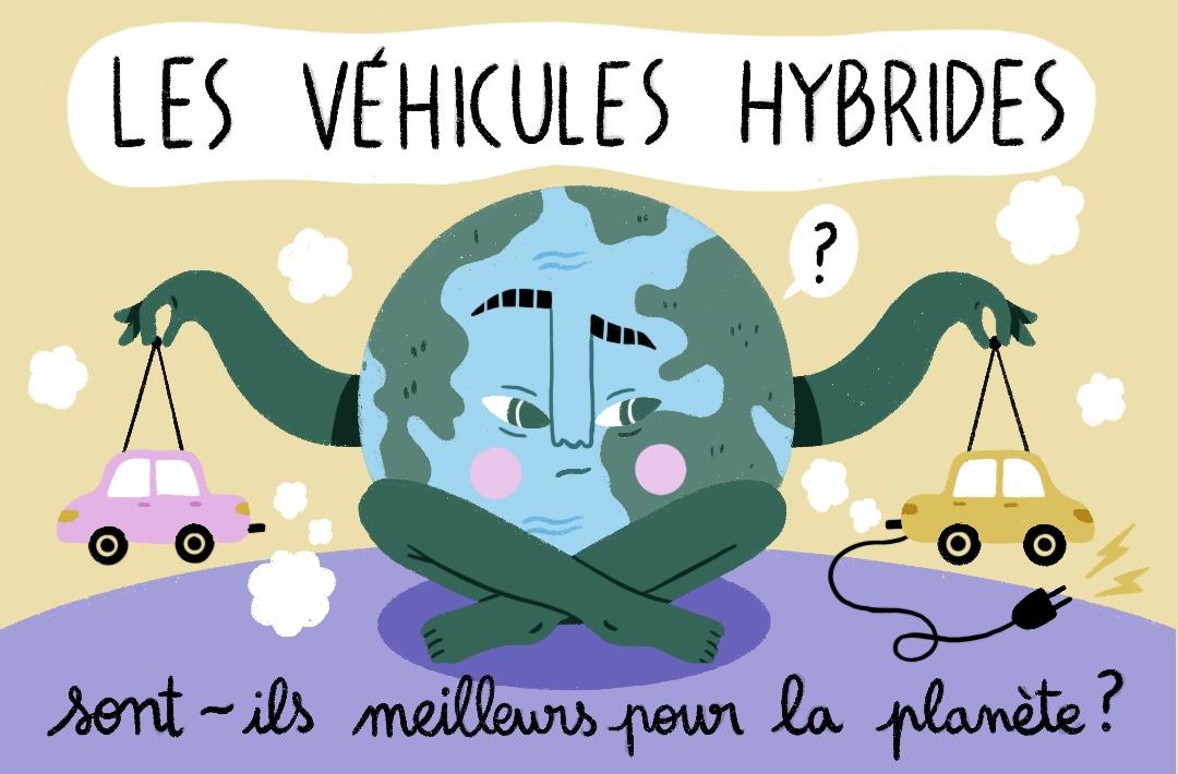 Les véhicules hybrides sont-ils vraiment meilleurs pour la planète ?